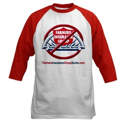 Farmers Insurance Sucks T-shirt